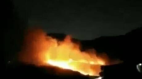 القصف الإسرائيلي استهدف إضافة إلى معامل الدفاع قواعد عسكرية إيرانية في كل من العيس ومطار كويرس العسكري