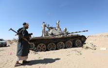 الحوثيون يستهدفون حيا سكنيا في مأرب بصاروخ باليستي