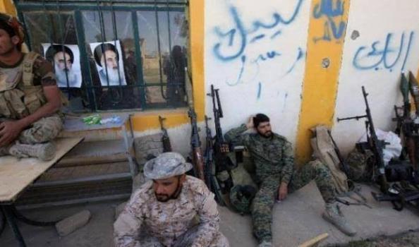 """ذوو قتلى الميليشيات العراقية الموالية لإيران يشعرون بـ""""الخيانة"""""""
