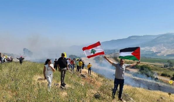 """بتوجيه من """"حـزب الله"""".. قيادات فلسطينية تصدر تعميما في لبنان"""