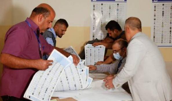 """""""مفوضية الانتخابات العراقية"""" ترفض 174 طعنا من أصل 181"""