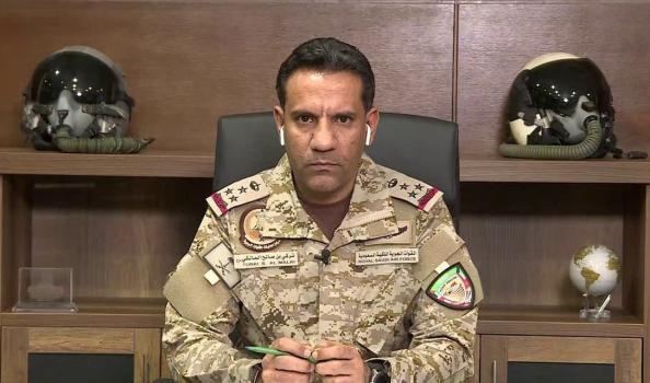 التحالف العربي ينفذ عملية ضد الحوثيين في صنعاء