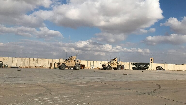 قاعدة عين الأسد التي تستضيف قوات أمريكية في الأنباء (غرب العراق)