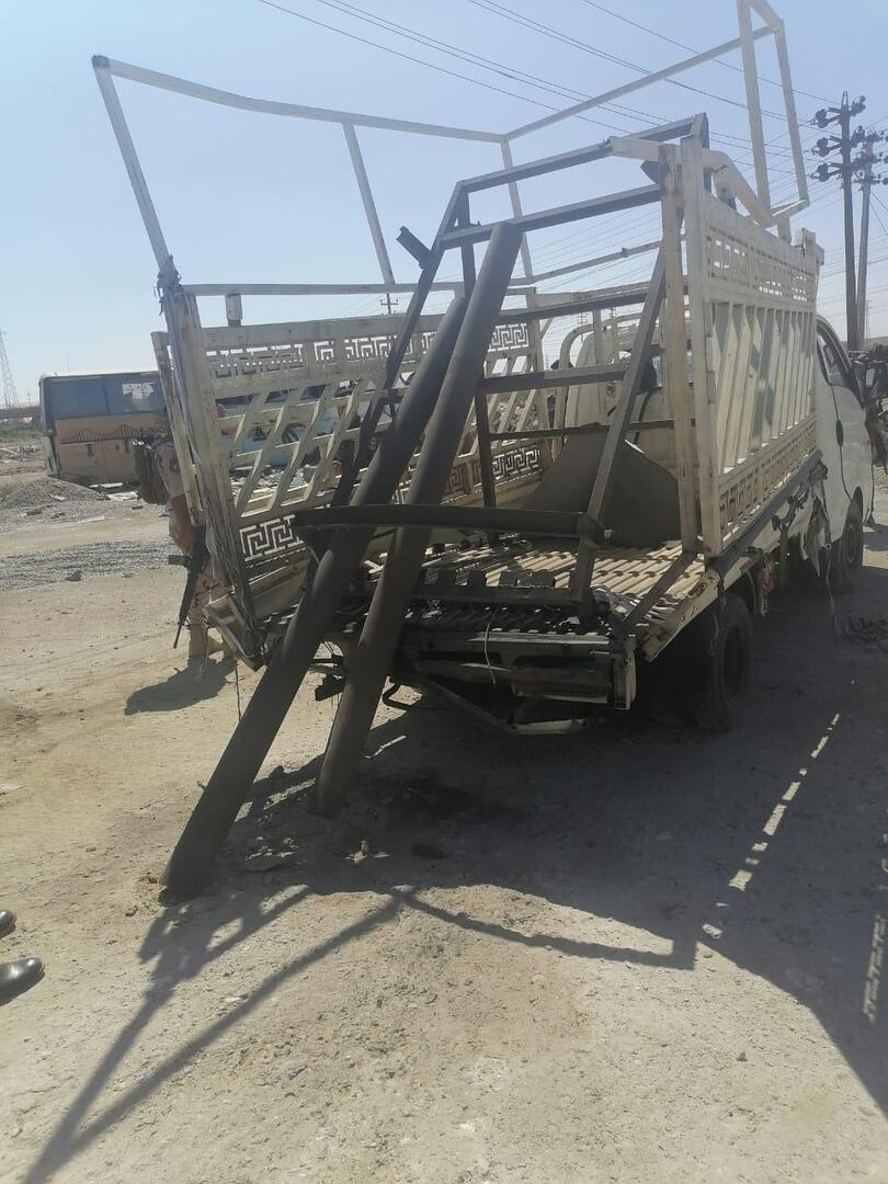قاعدة إطلاق صواريخ ضبطتها القوات العراقية قبل يومين